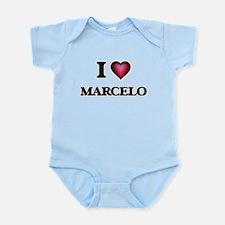 I love Marcelo Body Suit