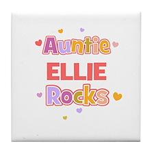 Ellie Tile Coaster