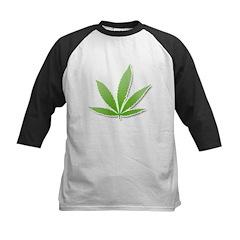 I love weed Kids Baseball Jersey