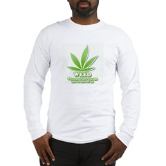 When you care enough not to care Long Sleeve T-Shi
