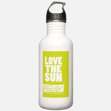 Unique Love tanning Water Bottle