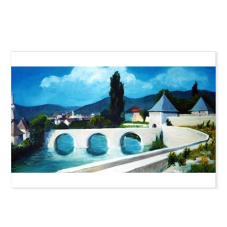 Banja Luka Postcards (Package of 8)