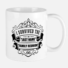 Survived Reunion Mug