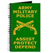 Army Military Police <BR>Journal