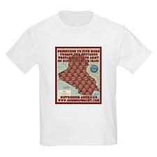 Bush Clones Kids T-Shirt