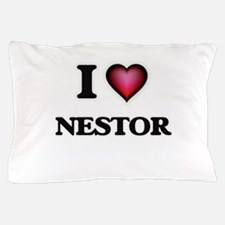 I love Nestor Pillow Case
