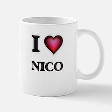 I love Nico Mugs