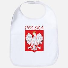White Eagle and Polska Bib