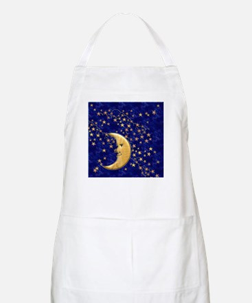 Harvest Moons Man in the Moon Apron