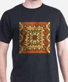 Harvest Moons Navajo Blanket T-Shirt