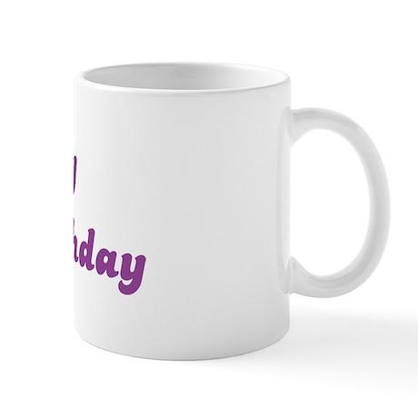 Its my 77th Birthday Mug