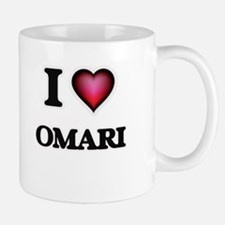 I love Omari Mugs