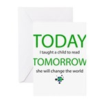 Today . . . read Greeting Cards (Pk of 20)