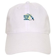 Arkansas Gab Toss State Champ Baseball Cap