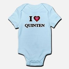 I love Quinten Body Suit