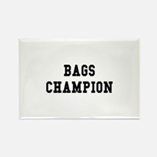 Bags Champion Rectangle Magnet