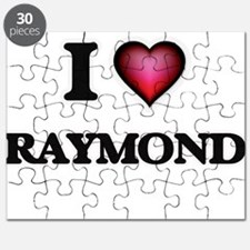 I love Raymond Puzzle