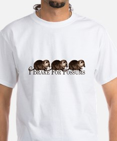 I Brake For Possums Shirt