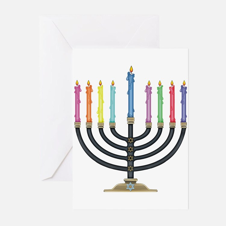 Cute Jewish holiday Greeting Cards (Pk of 20)