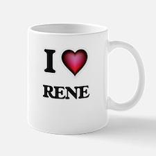 I love Rene Mugs