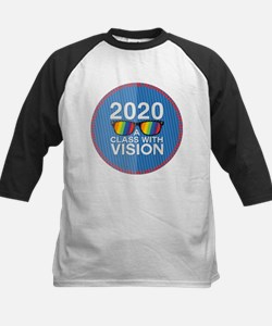 2020 A Class With Vision, Rainbow Baseball Jersey