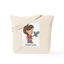 Flower Child Tote Bag