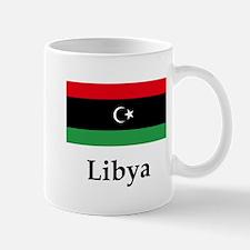 Libya Flag Mugs