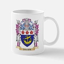 Davion Coat of Arms (Family Crest) Mugs