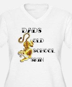 Dads Old School Skin T-Shirt