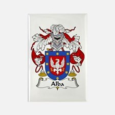 Alba Rectangle Magnet