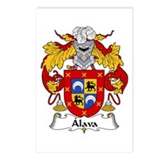 Alava Postcards (Package of 8)