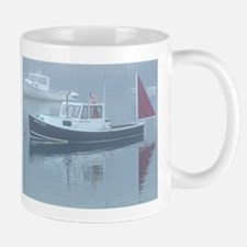 The Lobster Boat Collection Mug