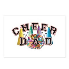 Cheer Dad Postcards (Package of 8)