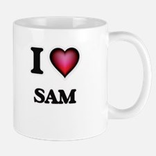 I love Sam Mugs