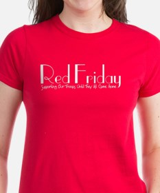 Red Friday [Quilled] Tee