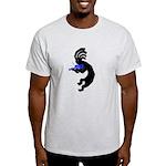 Kokopelli Violin Light T-Shirt