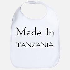 Made In Tanzania Bib