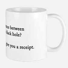 Grant and a Black Hole Mug