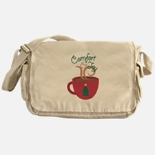 Comfort & Joy Messenger Bag