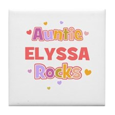 Elyssa Tile Coaster
