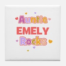 Emely Tile Coaster
