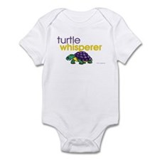 Turtle Whisperer Infant Bodysuit