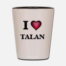 Talan Shot Glass