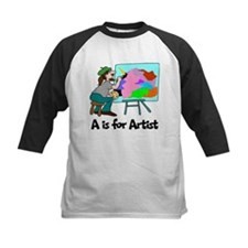 A is for Artist Tee