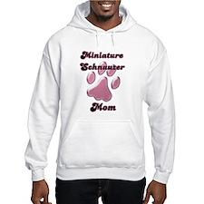 Mini Schnauzer Mom3 Jumper Hoody