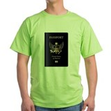 Citizenship Green T-Shirt
