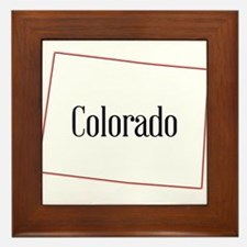 Colorado Framed Tile