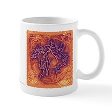 """Abundante"" Mug ~ Firey Sunset"