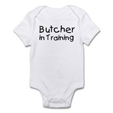 Butcher in Training Infant Bodysuit
