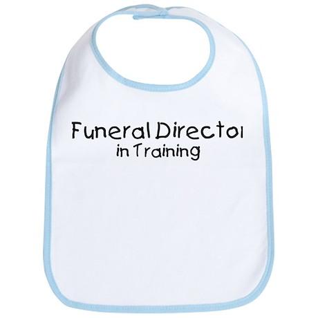 Funeral Director in Training Bib